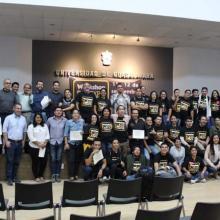 Participantes en el Workshop ExpoImagina 2019