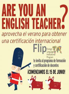 Programa de Formación y Certificación de Docentes de Inglés