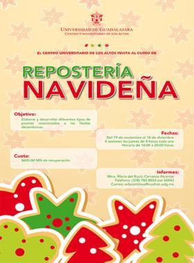 Reposteria Navideña