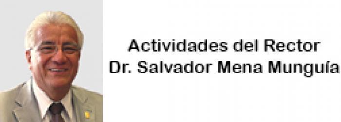 Actividades del Rector