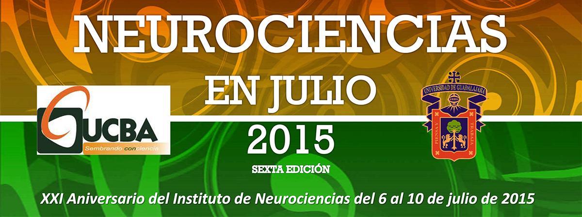 Neurociencias en Julio 2015