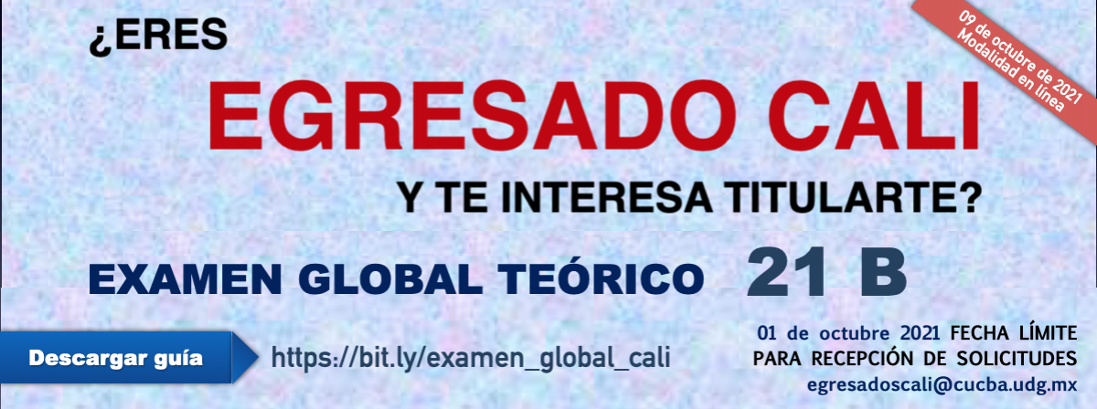 examen global cali 2021A