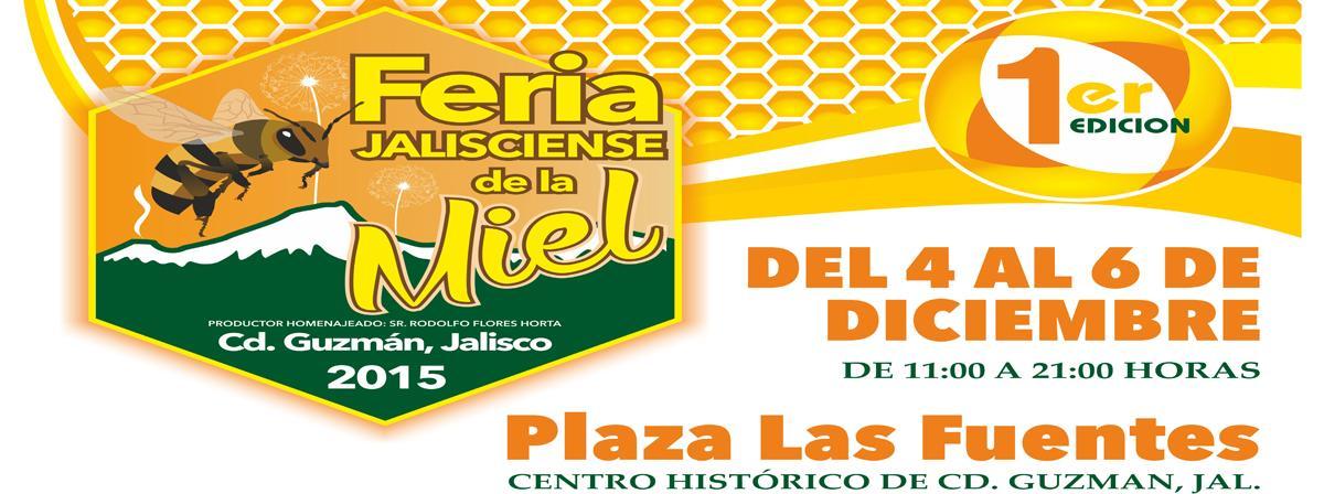 Feria Jaliscience de la Miel