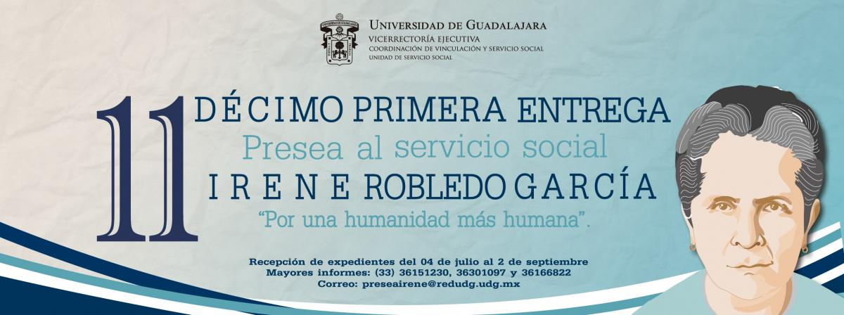 presea Irene Robledo