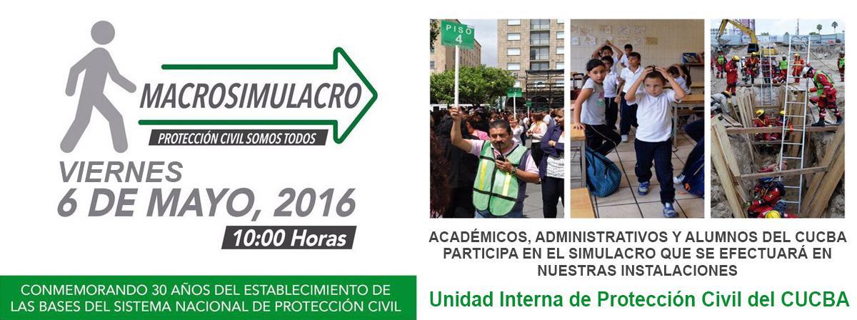 Macrosimulacro 2016