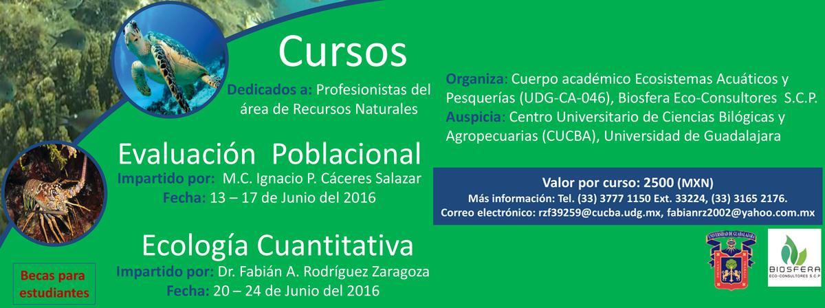 curso de evaluación poblacional y ecología cuantitativa