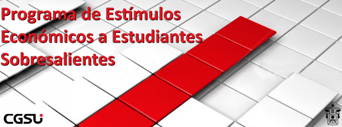 Programa de Estímulos Ecómicos a Estudiantes Sobresalientes