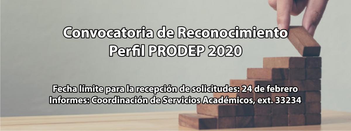 prodep 2020